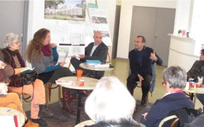 Poitiers : l'année de la concertation pour rénover les Couronneries