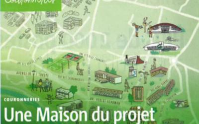 Une Maison du projet pour les habitants