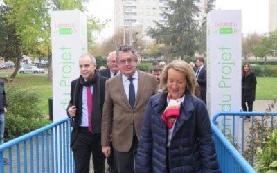 151 millions d'euros (et une maison) pour les Couronneries