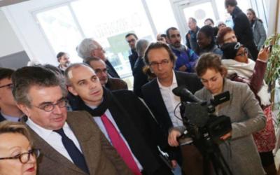 La cinquième convention de renouvellement urbain