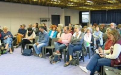 Le conseil citoyen planche en commission