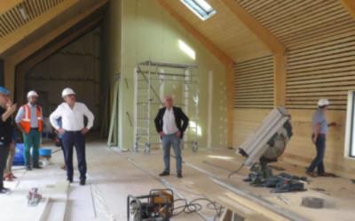 Poitiers : ces écoles qui font peau neuve aux Couronneries