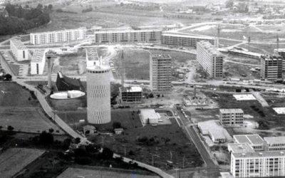 Poitiers s'était » réveillé » en 1965