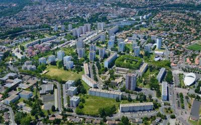 La convention Anru 2, du quartier des Couronneries à Poitiers prévoit 151 millions d'euros d'investissement