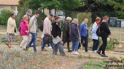 Une promenade de santé et d'environnement