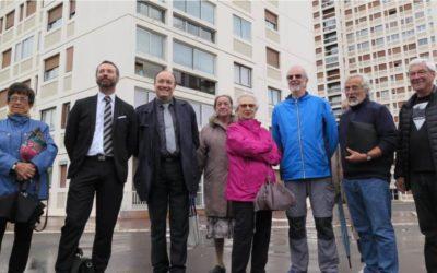 """Rénovation urbaine : inquiétudes sur la """" place rouge """""""