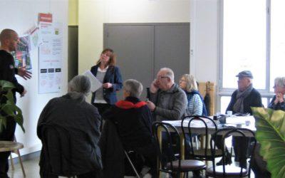 Restitution au conseil citoyen des échanges et des propositions collectées autour du parc des Crêtes