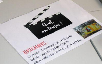 Couronneries : la caméra de la caravane collecte des souvenirs