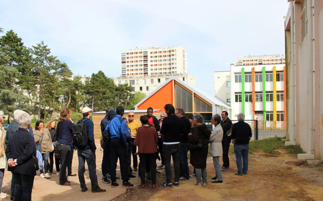 Essayons-nous à l'architecture ! Retour sur l'atelier participatif avec les habitants et le cabinet d'urbanisme Lambert-Lenack