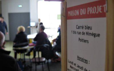 Atelier participatif. Projet en cours : réaménagement de la place de Bretagne