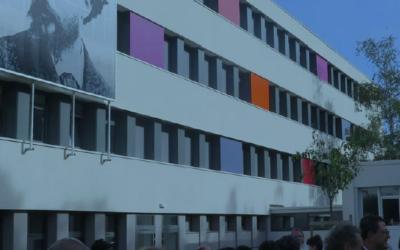Poitiers : le groupe scolaire Daudet se refait une beauté