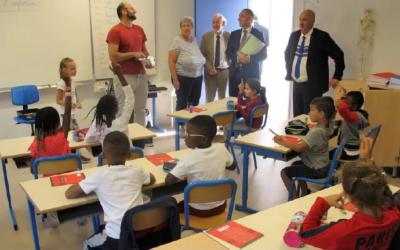 Alphonse-Daudet : l'école-témoin de la rentrée à Poitiers