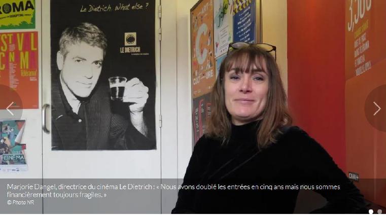 Poitiers : quel avenir se dessine pour le cinéma associatif Le Dietrich ?