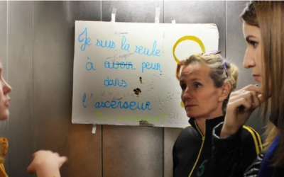 Poitiers : à la résidence Kennedy, elles se défendent avec les mots