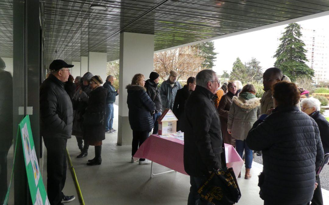 Réaménagement de la place de Bretagne : proposition d'aménagement suite aux ateliers participatifs