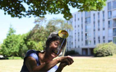 Poitiers : le rire comme remède à la crise sanitaire