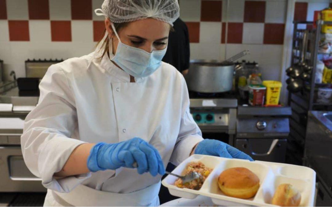 Poitiers : le restaurant de L'Éveil sert plus que des repas