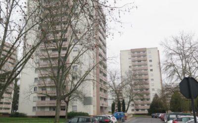 Poitiers : Ekidom assure l'entretien des parties communes une fois par semaine